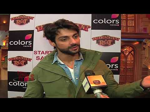 Karan Wahi talks about Entertainment Ki Raat