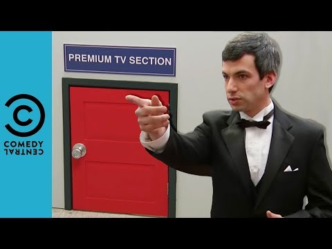 The Best Buy Price Match Plan   Nathan For You