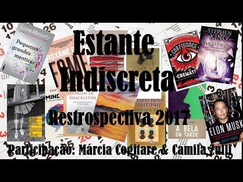 Estante Indiscreta - Retrospectiva 2017