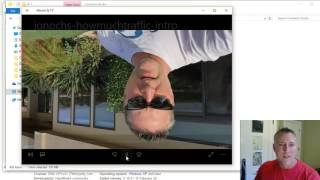Video How To Rotate A Video That Is Upside Down (Best Way) MP3, 3GP, MP4, WEBM, AVI, FLV Oktober 2018