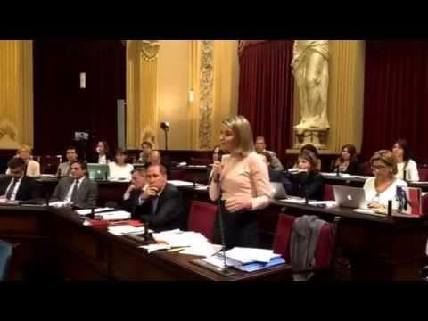 Marga Prohens pregunta a Armengol por la apertura de los centros de salud por las tardes