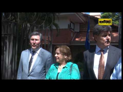 Partidos opositores denunciaron al gobierno Paraguayo