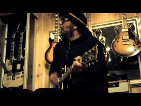black dub - Daniel Lanois and Black Dub At Guitar Center performing