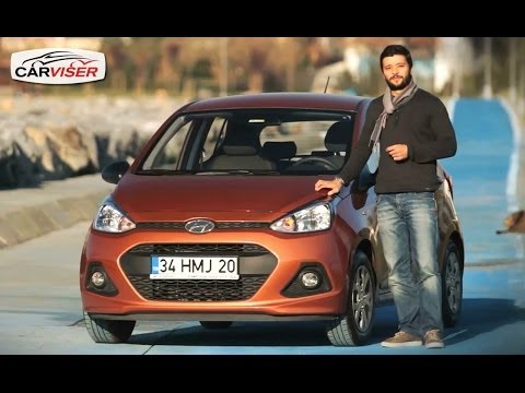 Hyundai i10 Test Sürüşü – Review (English subtitled)