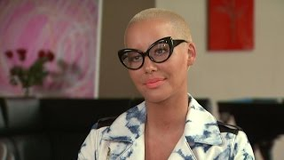 Amber Rose Opens up About Khloe Kardashian Feud: 'I Don't Hate Her'