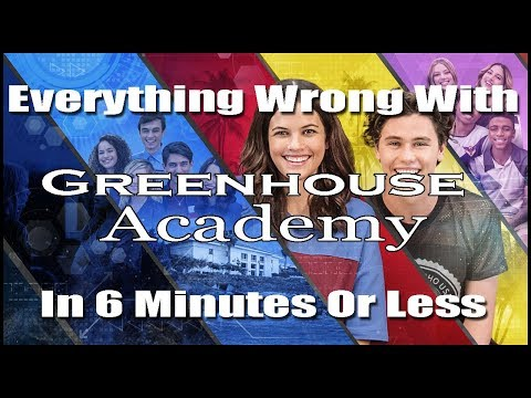 Everything Wrong With Netflix's Greenhouse Academy Season 1 In 6 Minutes Or Less