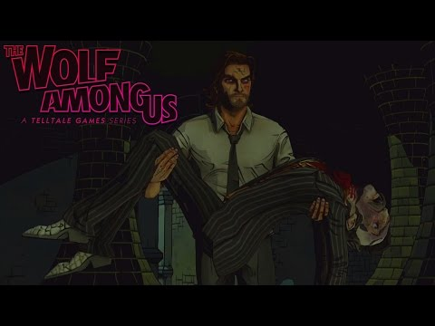 The Wolf Among Us Gameplay Walkthrough Part 14 - Episode 5 - Cry Wolf - ENDING
