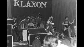 Video KLAXON rock - Kotevní lano (S.Kyselák, J. Mrázek/J. Peroutka)