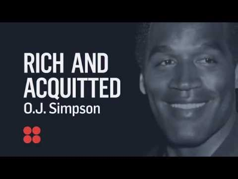 Rich And Acquitted: O.J. Simpson