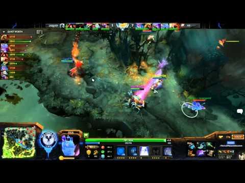 Team Liquid vs Virtus.Pro - TPL4 Playoffs Game 2