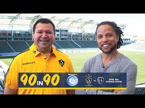 Video: LA Galaxy vs Sporting KC | 90 in 90