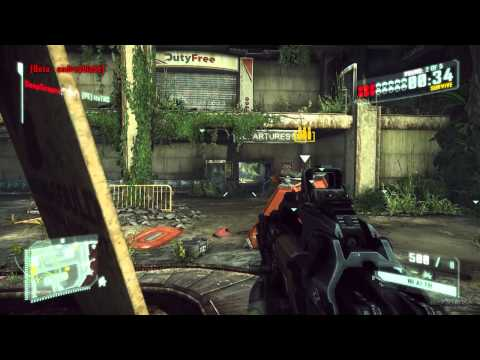 Quick Look: Crysis 3 Multiplayer Beta PC – with Gameplay Video