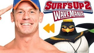 """Nonton """"Surf's Up 2: WaveMania"""" Voice Actors and Characters Film Subtitle Indonesia Streaming Movie Download"""