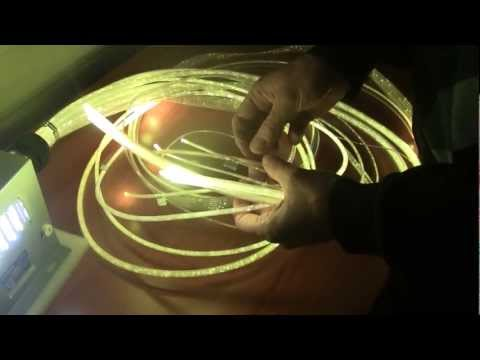 światłowody płaskie e-technologia