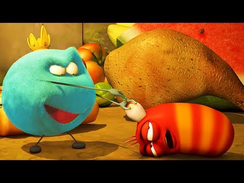 LARVA - ALIEN | Cartoon Movie | Cartoons For Children | Larva Cartoon | LARVA Official