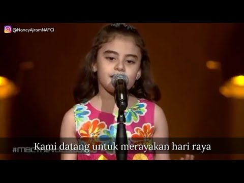 Video Ghina - (Atouna El Toufouli) Lagu penderitaan anak Suriah Palestina download in MP3, 3GP, MP4, WEBM, AVI, FLV January 2017