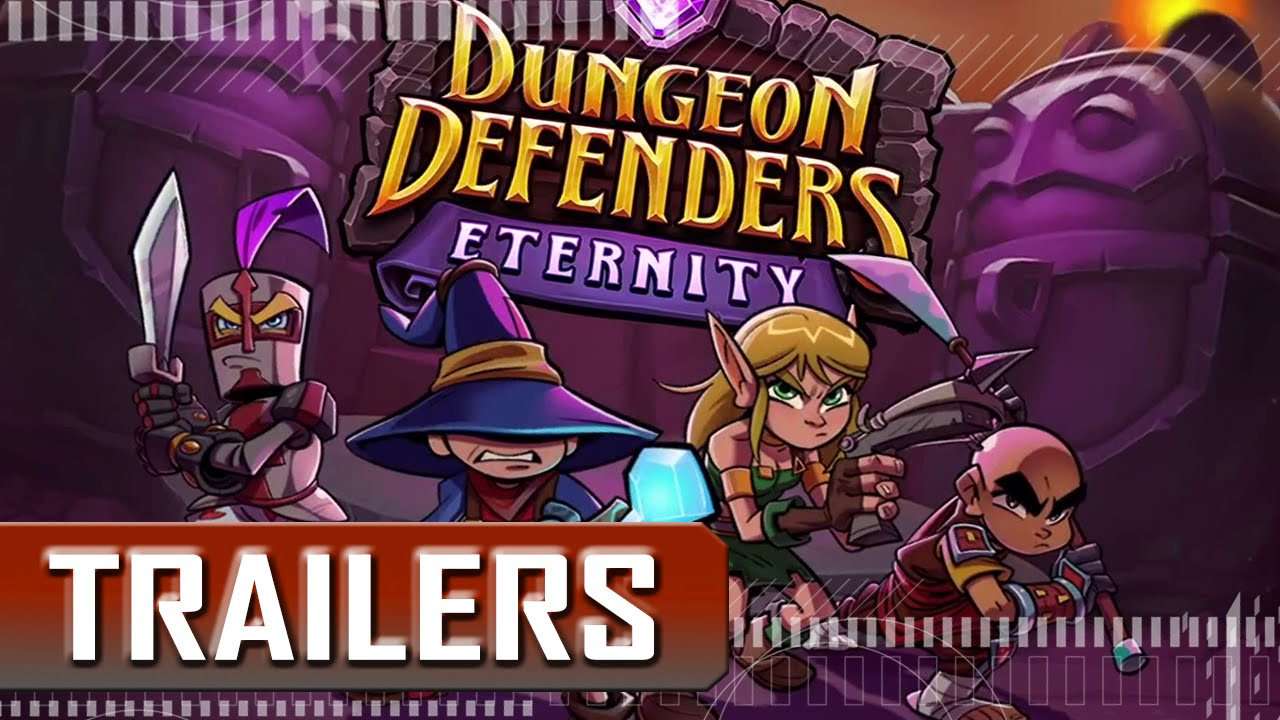 TRÁILER: Dungeon Defenders Eternity