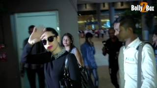 Karisma Kapoor Return From Iifa Awards 2017.Click NOW  For the spiciest gossip updates :-http://goo.gl/vHrhfIts For Free !!!!
