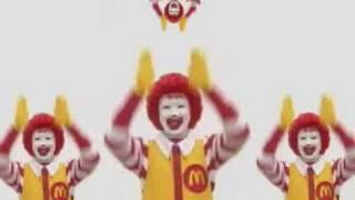 Ronald McDonald insanity