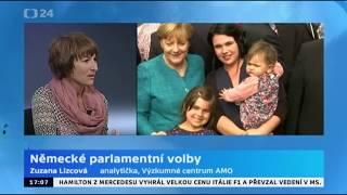 Německé parlamentní volby