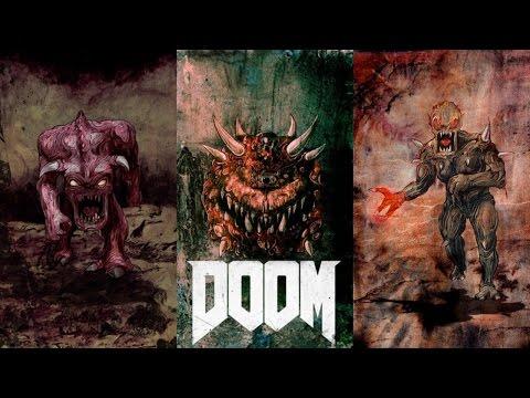 Превью обзор игры Doom 4