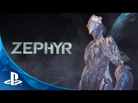 Warframe on PS4 – Zephyr Profile