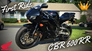 9. 2015 Honda CBR 600RR | First Ride & Review