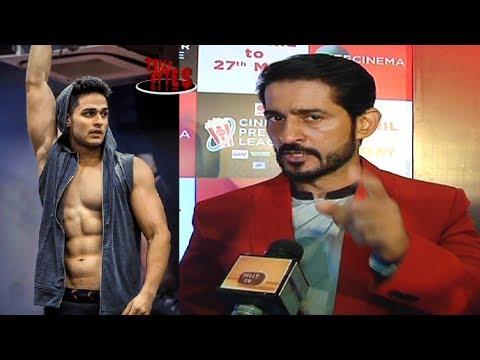 Hiten Tejwani on Priyank Sharma Body