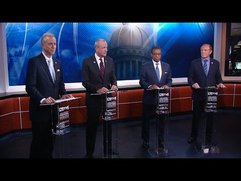 Democrats Square Off in Gubernatorial Primary Debate