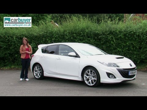 Carbuyer Mazda3 MPS