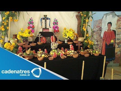 ¿Muertos comen en los altares? / Mitos y realidades de las ofrendas / Día de Muertos