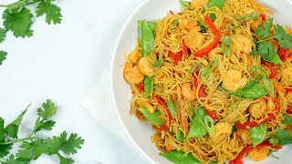 3 MORE Better-Than-Takeout Dinner Recipes | Singapore Noodles, Thai Beef & Spring Roll Stir Fry by The Domestic Geek