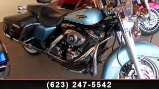 9. 2007 Harley-Davidson FLHR - Road King Base - Arrowhead Harl
