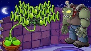 Video Plants vs Zombies Battlez Minigames Zombotany 2 vs 999 ThreePea Vs Dr Zomboss MP3, 3GP, MP4, WEBM, AVI, FLV Juni 2019