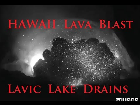 blast - Thanks to Earthspace for breaking this news : subscribe to their channel here http://www.youtube.com/earthspace103 Breaking news out of Hawaii -October 19 2014- Large blast of Lava , and Lavic...