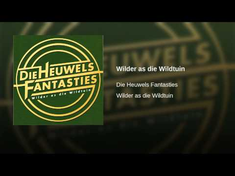 Wilder as die Wildtuin
