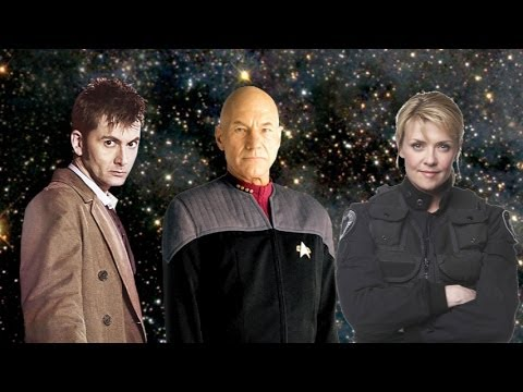 television series - What do Kirk and Picard, Mulder and Scully and a whole police box full of Doctors have in common? Join http://www.WatchMojo.com and today we're counting down...