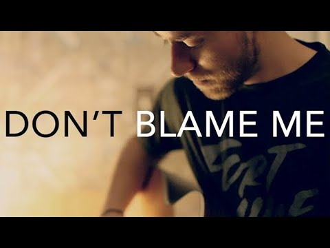 Taylor Swift - Don't Blame Me (acoustic Cover)