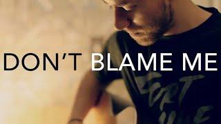 Video Taylor Swift - Don't Blame Me (acoustic cover) MP3, 3GP, MP4, WEBM, AVI, FLV Januari 2018