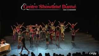 Gala 2015 Centre Showtime Danse Cergy