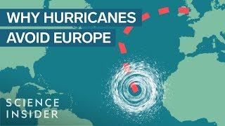 Video Why Hurricanes Hardly Ever Hit Europe MP3, 3GP, MP4, WEBM, AVI, FLV Oktober 2018