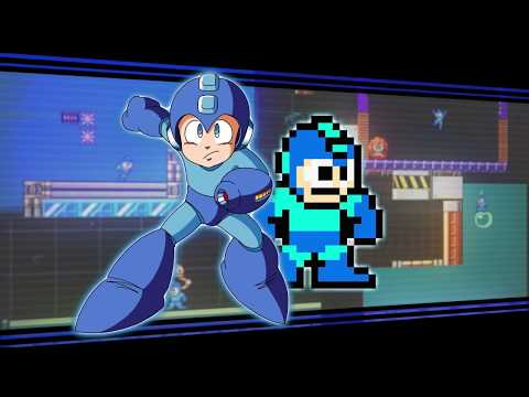 MEGA MAN LEGACY COLLECTION 2 - Trailer d'annonce