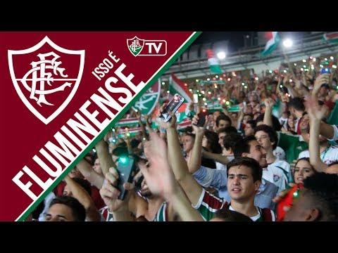 FluTV - Mesmo na derrota, torcida apoia e é destaque na partida contra o Grêmio - O Bravo Ano de 52 - Fluminense