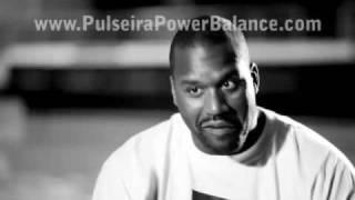 Pulseira Power Balance - Shaquille O'Neal