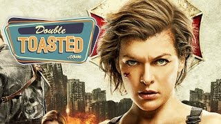 Video RESIDENT EVIL THE FINAL CHAPTER MOVIE REVIEW - Double Toasted Review MP3, 3GP, MP4, WEBM, AVI, FLV Desember 2018