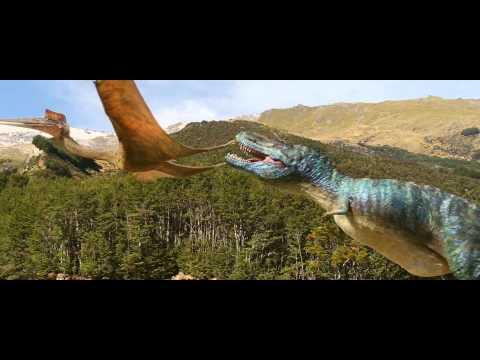 Walking with Dinosaurs (Featurette 'Bringing Walking with Dinosaurs to Life')