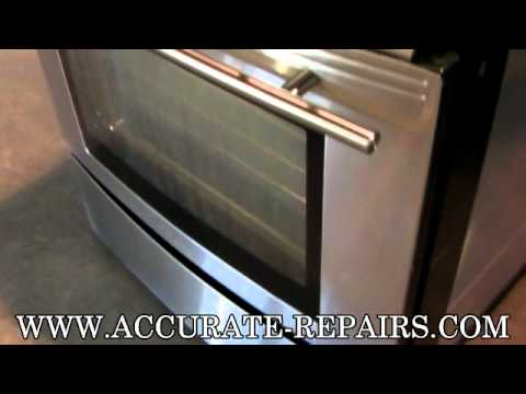 Jenn-Air Nat. Gas Range with Convection Oven
