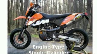 1. 2010 KTM SMC 690 -  Top Speed Transmission Details superbike Engine Specs Specification