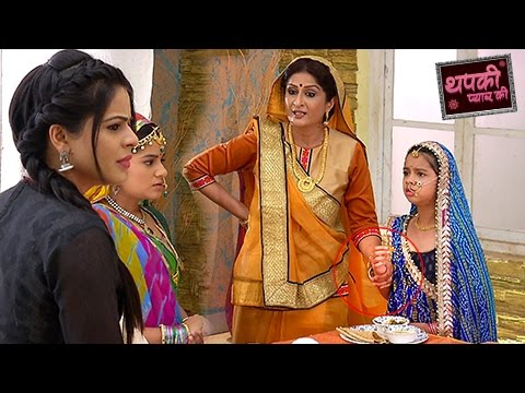Thapki's Daughter Bani Forced To Fast   Thapki Pya