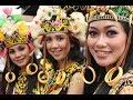 Patiruh Anak - Karungut||Dayak Ngaju||Kalimantan Tengah|kesenian khas Dayak